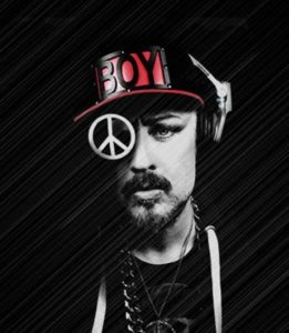 boygeorgeclubrevelinprofile