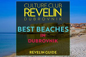 Best beaches in Dubrovnik, travel guide