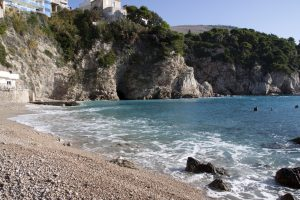 Photo by ahisgett, Bellevue beach, Dubrovnik
