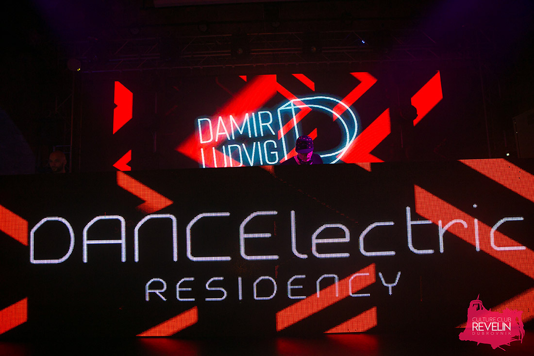 DanceElectric Residency, Damir Ludvig, Culture Club Revelin, 28.06.2017