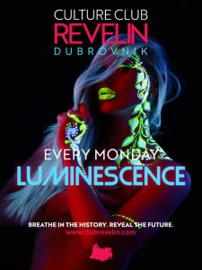 Luminescence Weekly Show in Culture Club Revelin