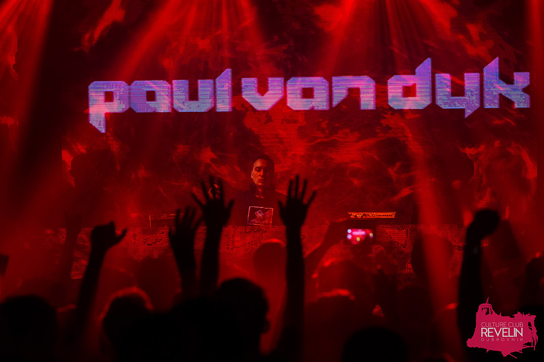 Paul Van Dyk Reveli Photo Gallery