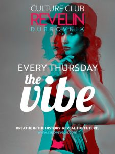 The Vibe, Weekly Show, Culture Club Revelin