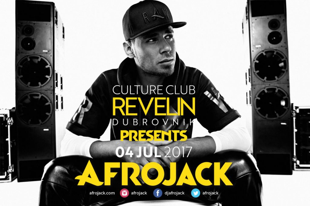 Afrojack, Culture Club Revelin, July 04th 2017