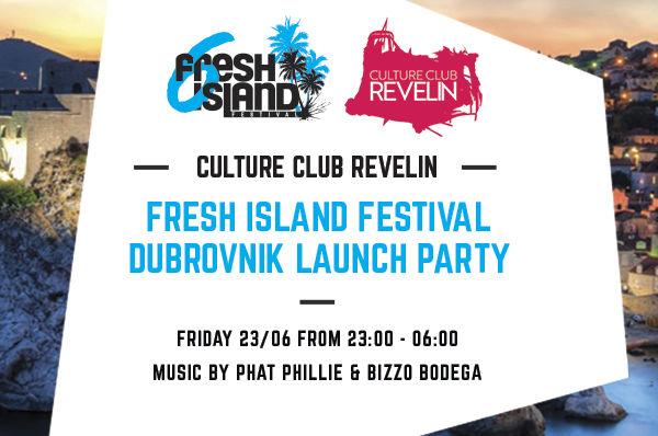 Fresh Island Festival, Culture Club Revelin