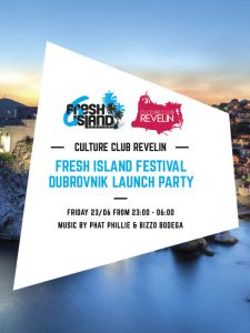 Fresh Island Festival Launch Party, Culture Club Revelin