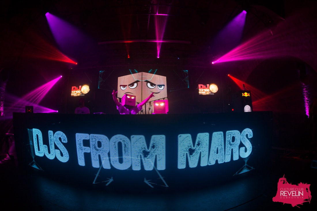 DJs From Mars, Culture Club Revelin, 30.06.2017