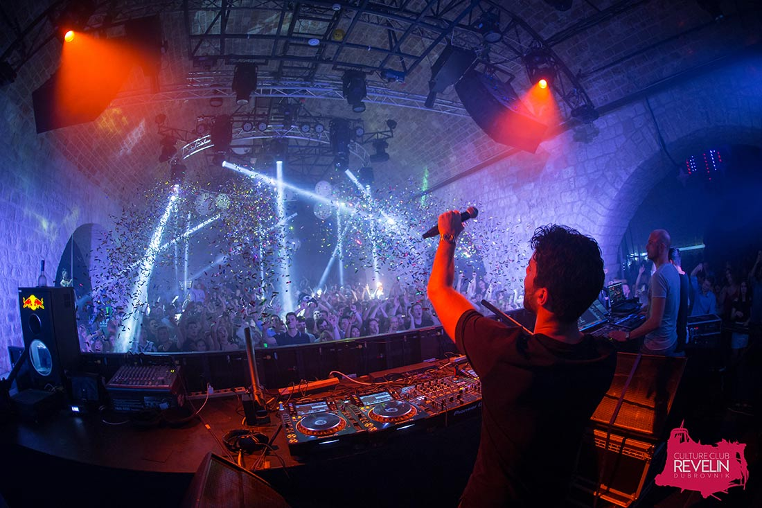 R3HAB, Ju;y 14th, 2017 - Culture Club Revelin