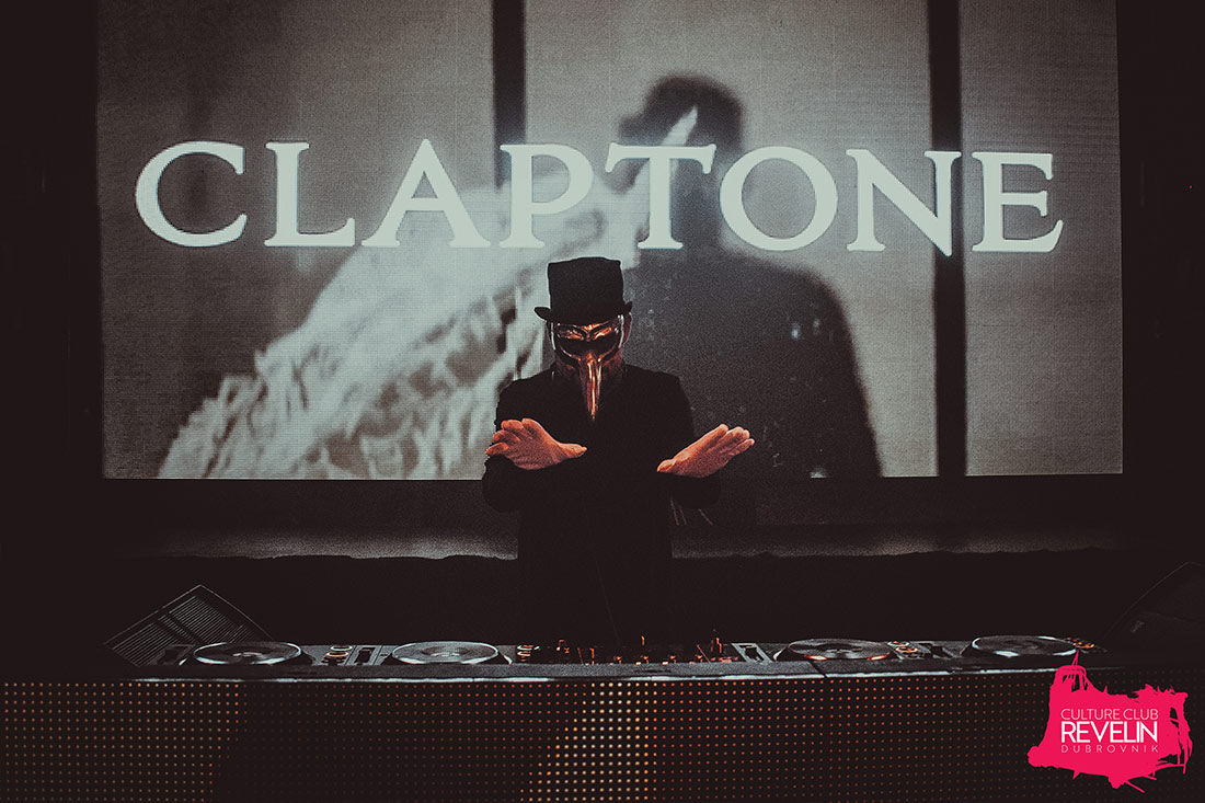 Claptone, Culture Club Revelin, August 18th, 2017