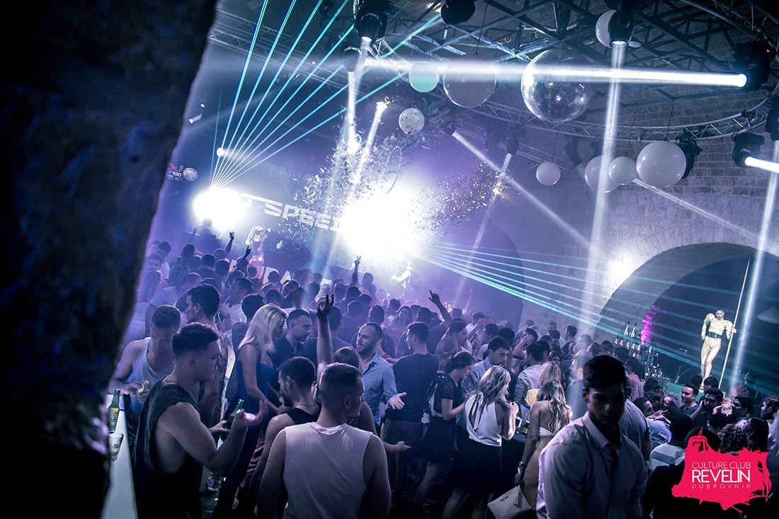 Sunday Funday, August 2017, Culture Club Revelin Dubrovnik
