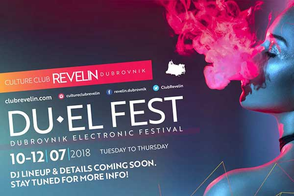 D-EL Fest aftermovie, Culture Club Revelin