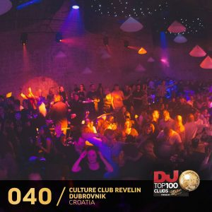 DJ MAG Top 100 Clubs. results for 2018