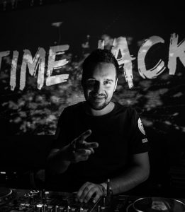 Time Jack, Resident DJ, Culture Club Revelin