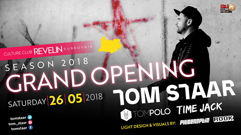Tom Staar, Grand Season Opening 2018, 26th. May, 2018.