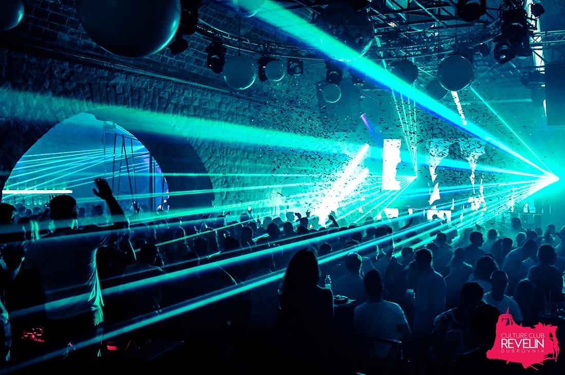 Atmosphere inside Culture Club Revelin
