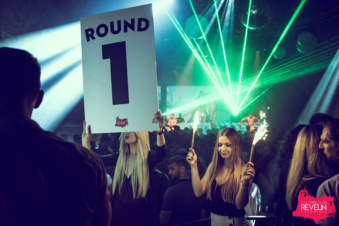 Round 1, Countdown to Ultra Europe, June 16th, 2018.
