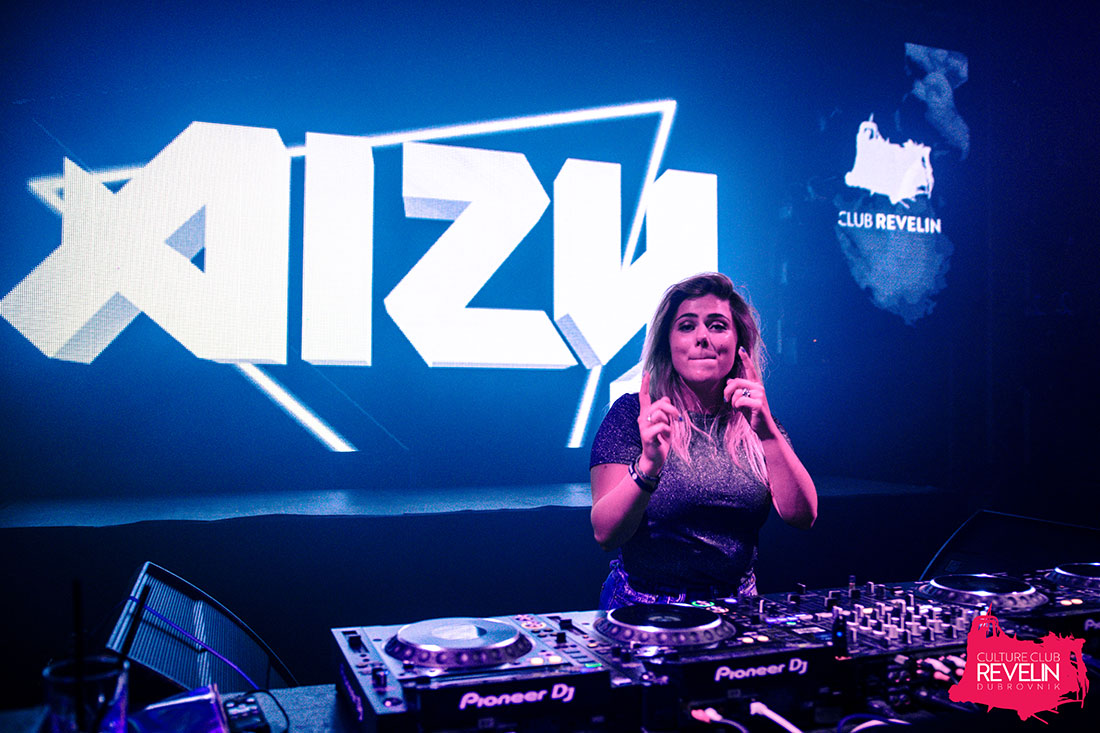 Aizy, Countdown to Ultra Europe, June 16th, 2018.