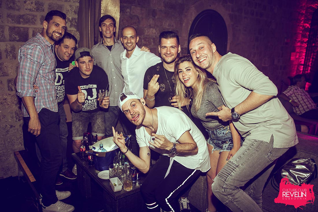 Party crew, Countdown to Ultra Europe, June 16th, 2018.