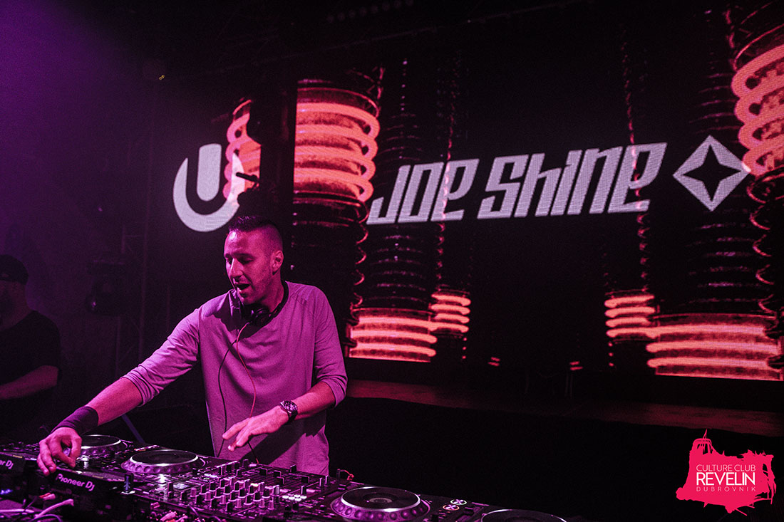 Joe Shine, Countdown to Ultra Europe, June 16th, 2018.