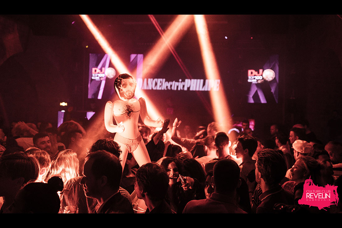 party time at EDX, June 22nd, Revelin nightclub