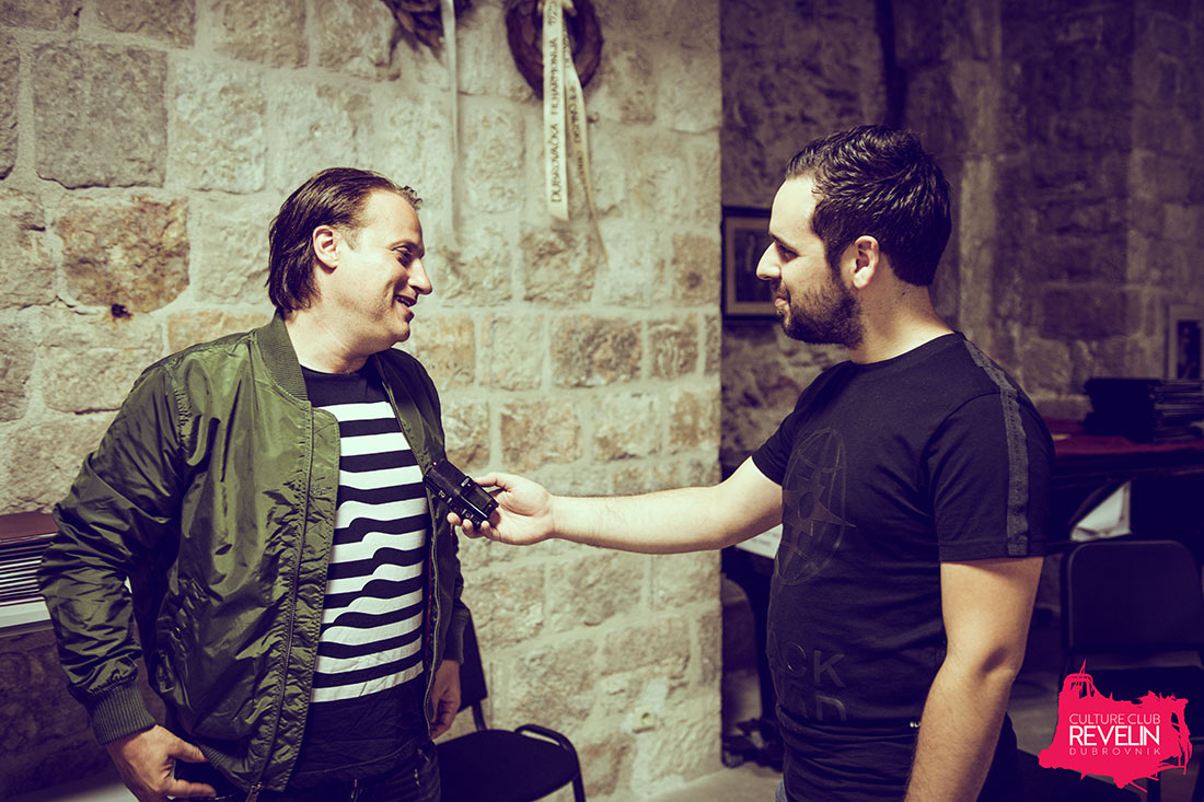 Interview with EDX, June 22nd, Revelin Dubrovnik