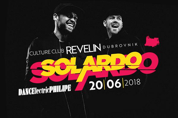 Solardo at Dancelectric Residency, June 20th 2018, Revelin