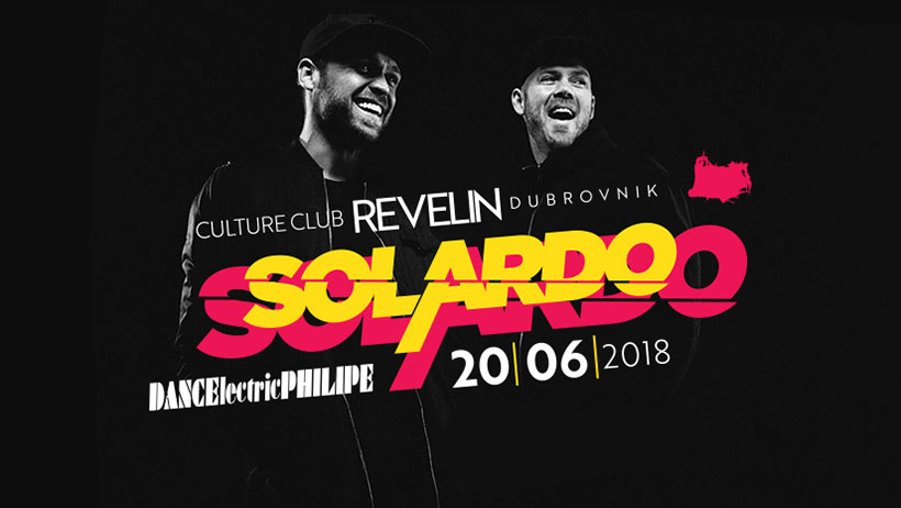 Don't miss Solardo tonight at Revelin nightclub