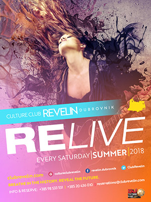 Re Live, Every Saturday, Revelin