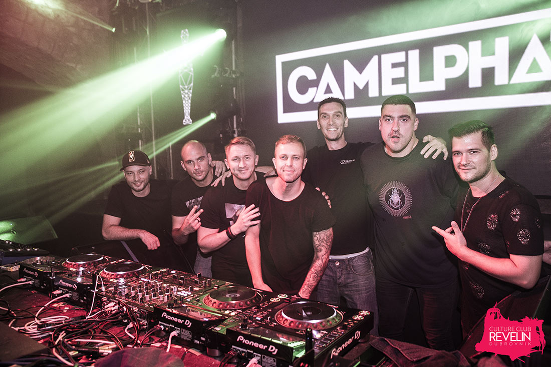 Thank you for the great time, Camelphat-DANCElectric Residency, Culture Club Revelin Dubrovnik, July 4th 2018