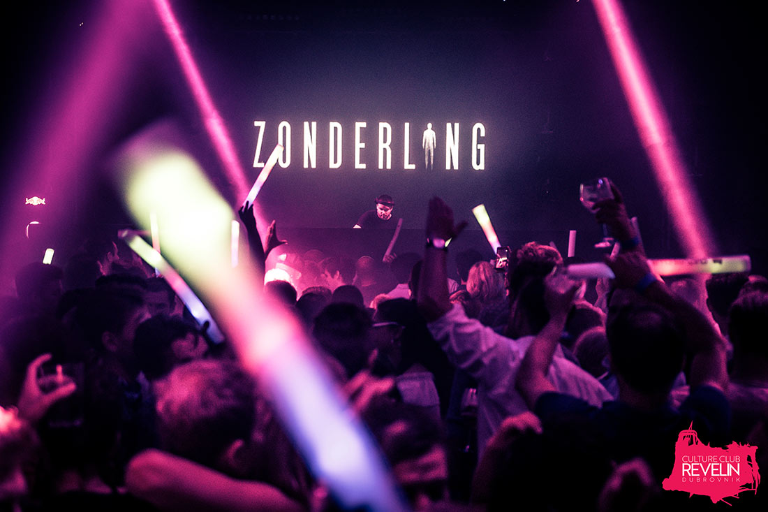 Zonderling, June 29th, Revelin nightclub, Dubrovnik 2018