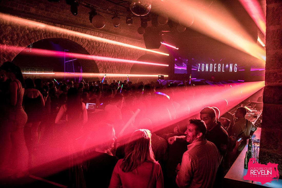 great atmosphere at Zonderling, June 29th, Revelin nightclub