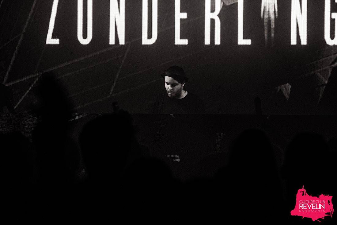 Zonderling, Revelin nightclub Dubrovnik