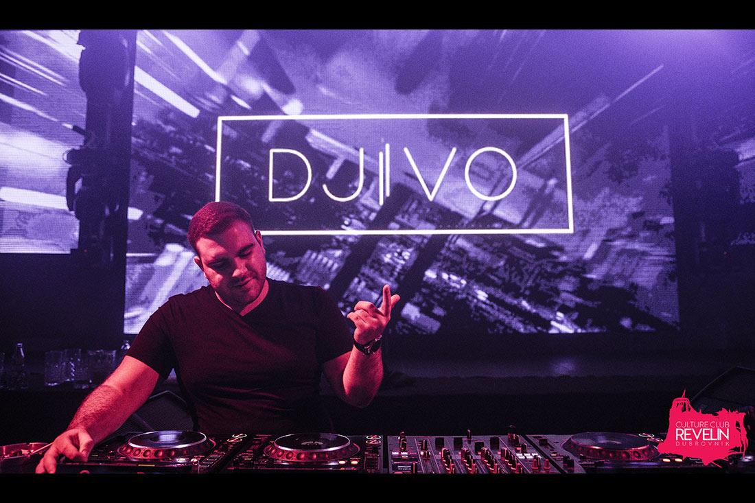 DJ DJIVO, Revelin nightclub
