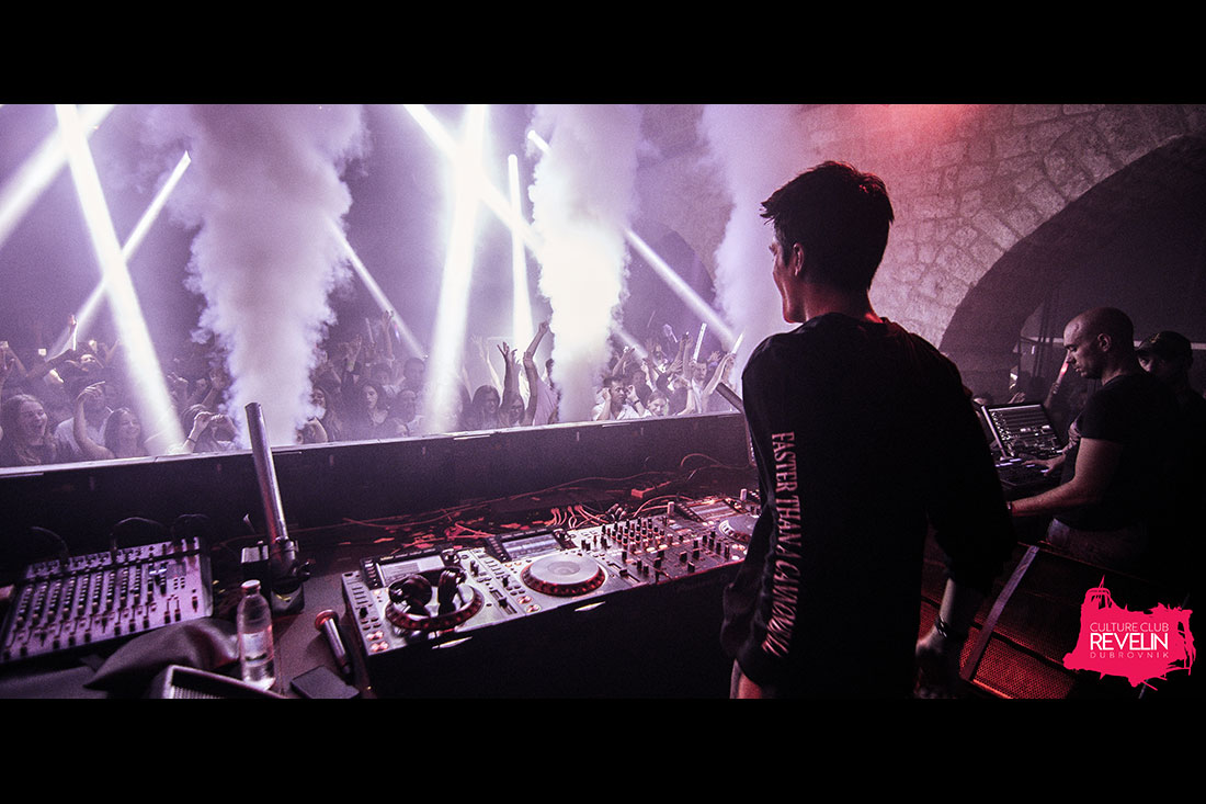 Kungs responsible for a party in Revelin nightclub