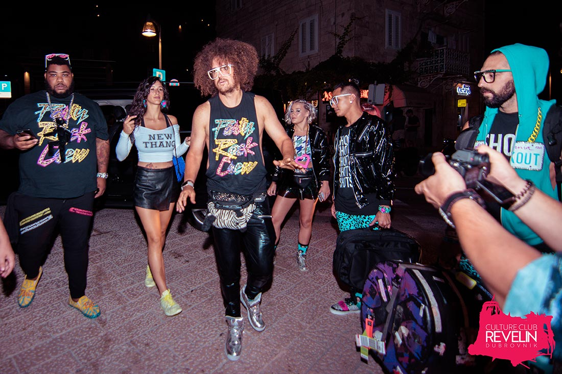 Welcome to Dubrovnik Redfoo