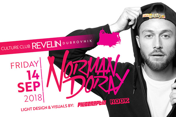 Norman Doray in Revelin nightclub