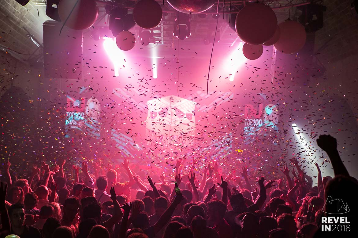 DJ MAG Top 100 Clubs in 2018 - Results are in and Revelin is No. 40