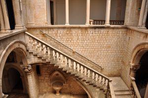 REctors Palace museum Dubrovnik