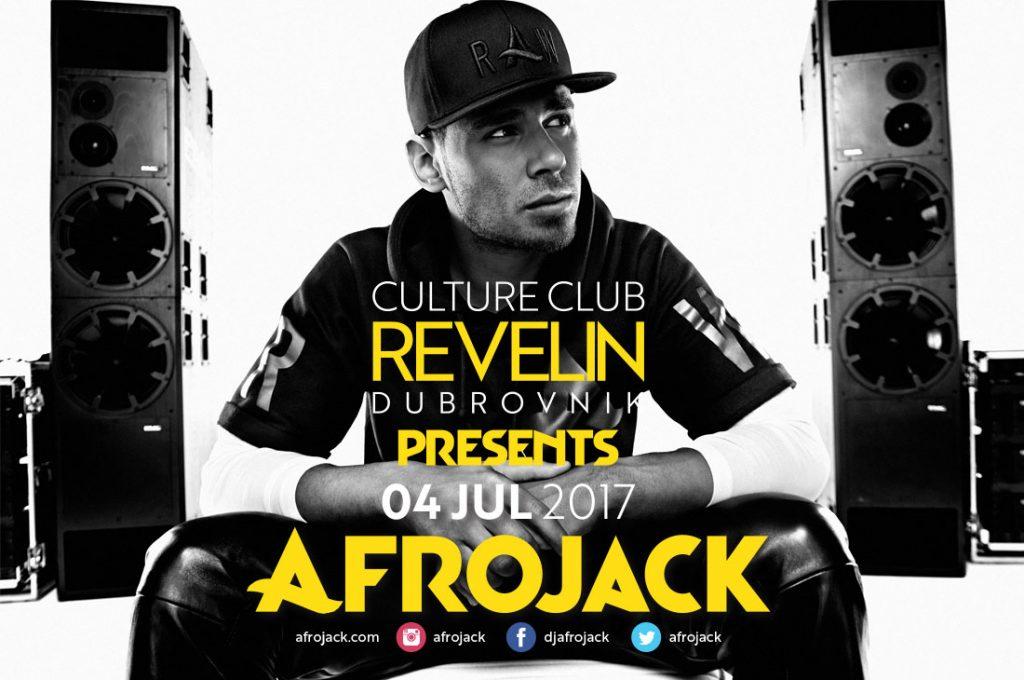 Afrojack, Culture Club Revelin, July 04th 2017
