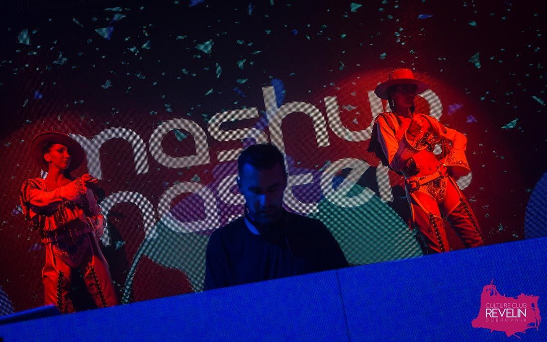 MashUp Masters, Culture Club Revelin Dubrovnik