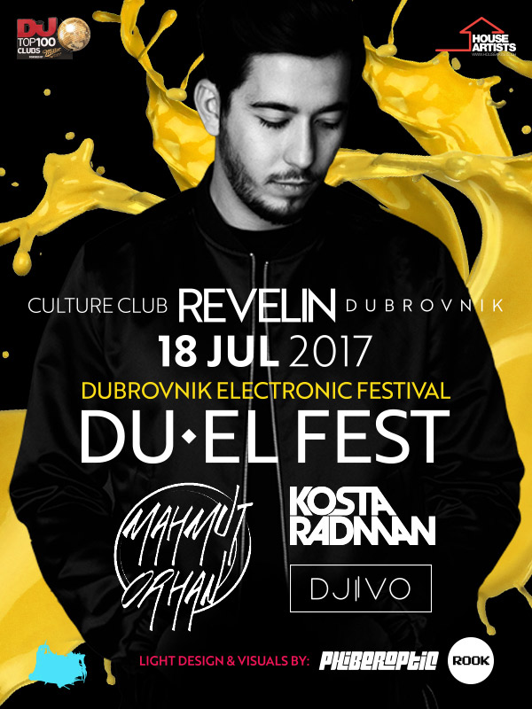 DJ Mahmut Orhan, Culture Club Revelin, July 18th 2017
