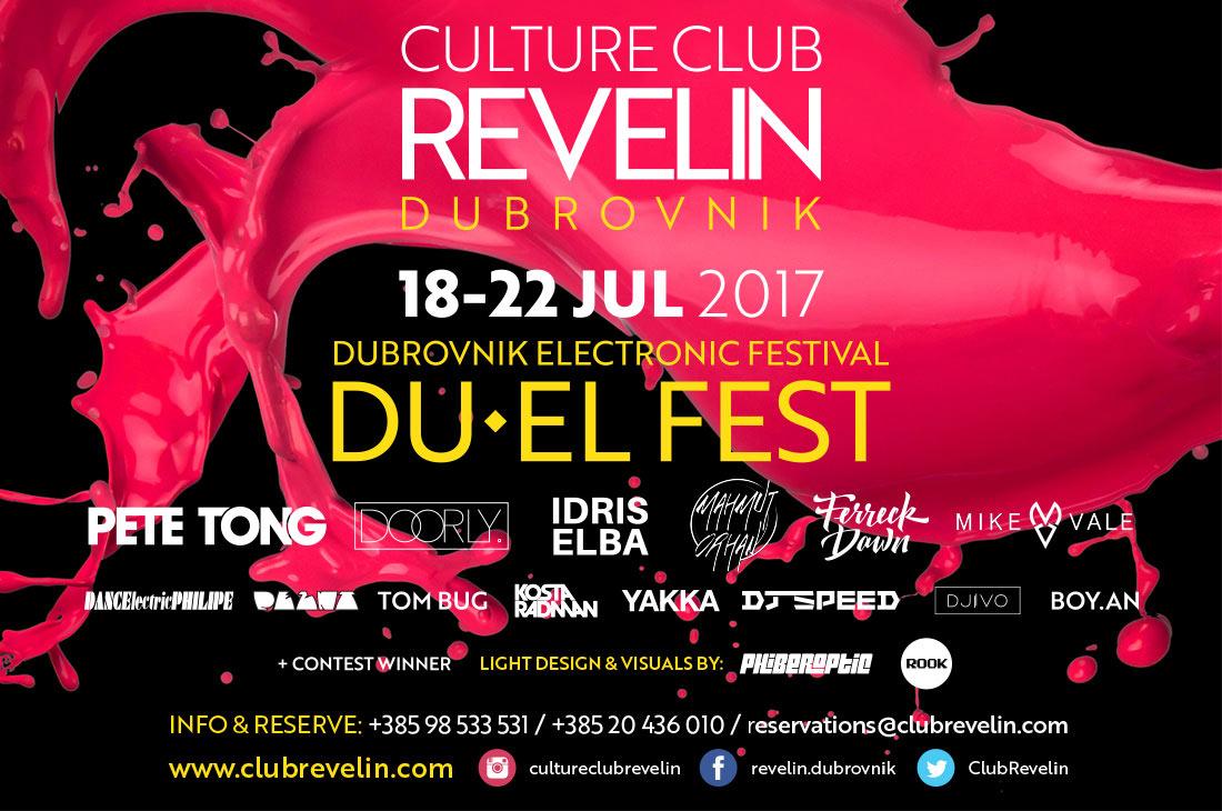 DU-EL FEST, Culture Club Revelin, 18-22July