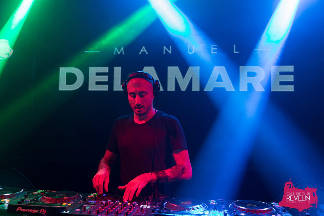 Manuel De La Mare, Culture Club Revelin, July 26. 2017