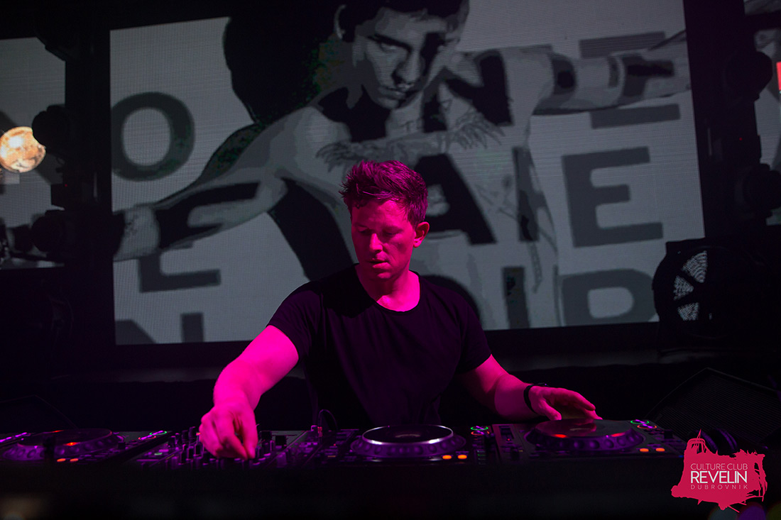 Fedde Le Grand, Revelin Festival Day 1, Culture Club Revelin, Aug. 10th, 2017.