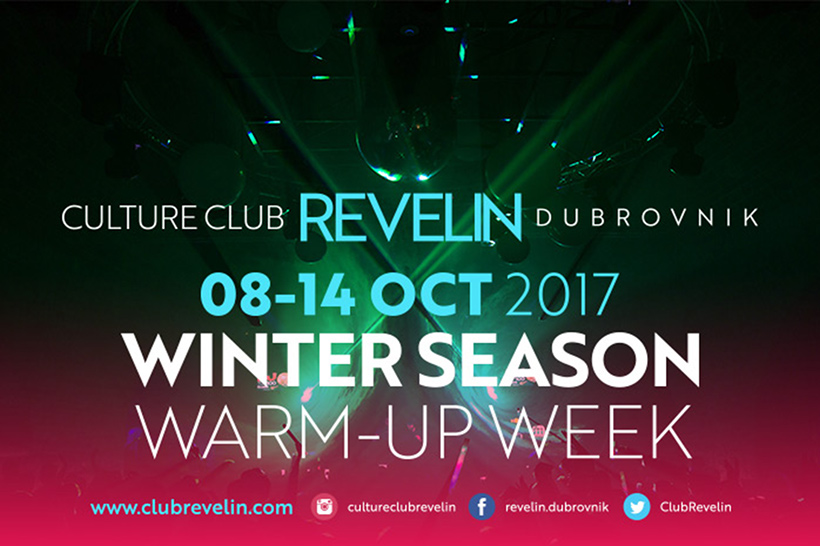 Winter Season Warmup Week, October 2017, Revelin Nightclub