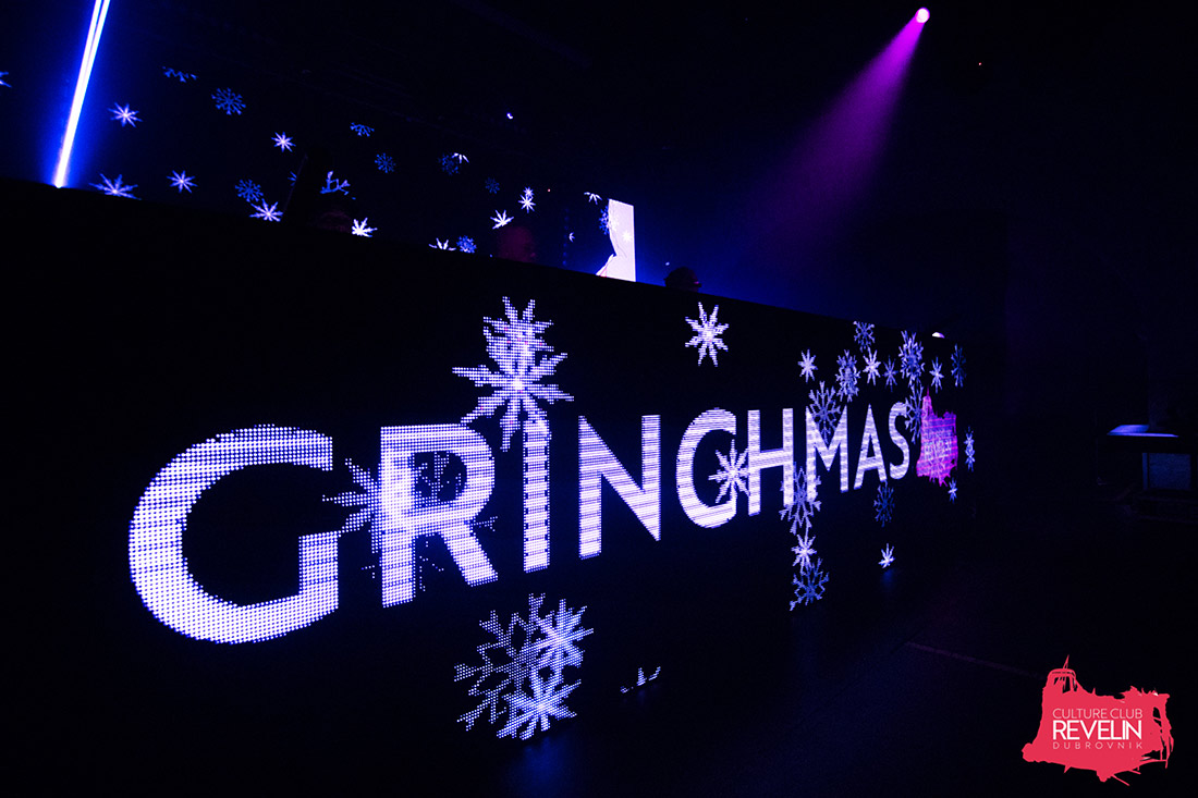 Grinchmas Student Party, 09.12.2017, Revelin Dubrovnik