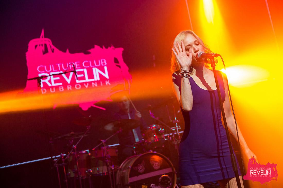 Jelena Rozga, Culture Club Revelin, 25. Prosinac 2017 Dubrovnik