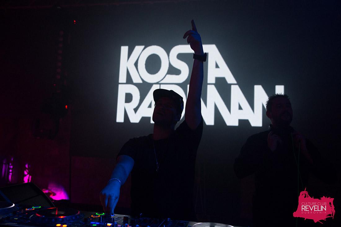 New Year's Eve Exclusive Show, Revelin Dubrovnik, Kosta Radman