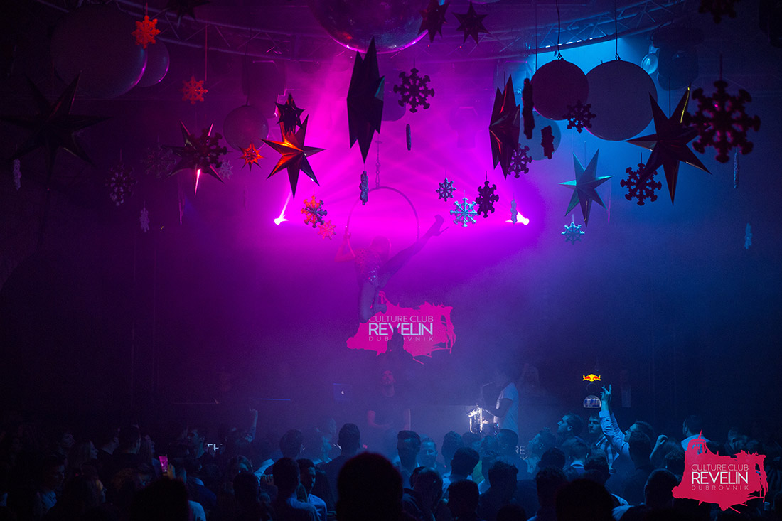 New Year's Eve Exclusive Show, Revelin Dubrovnik, stars