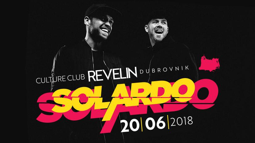 Solardo at opening of DANCElectric Residency, Club Revelin, 20th June, 2018